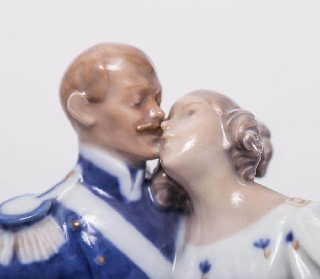 Royal Copenhagen Porcelain Figurines, 2 - 8