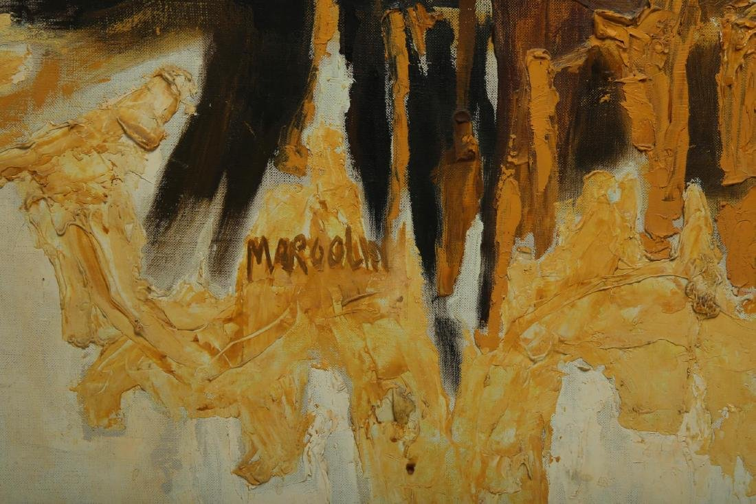 Jean S. Margolin (American, b. 1926)- Mixed Media - 3