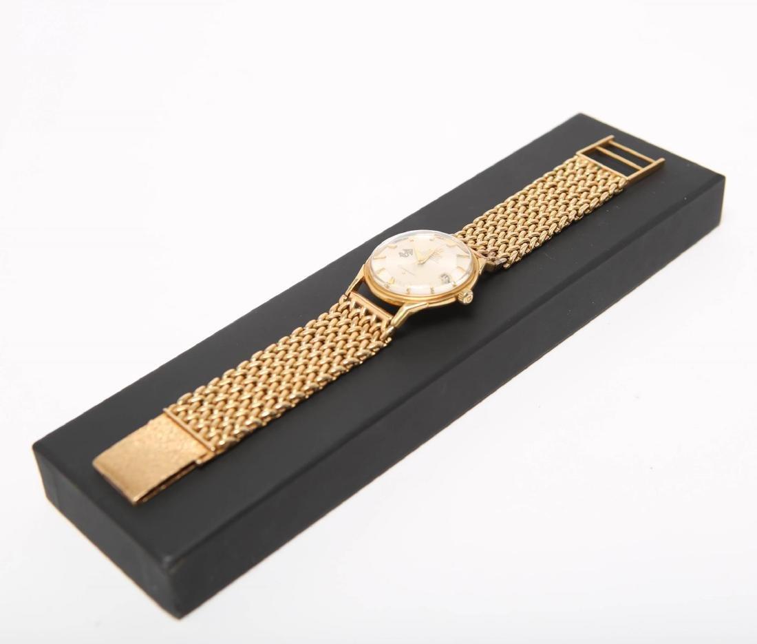 Vintage Omega Constellation Watch, 18K Gold - 2