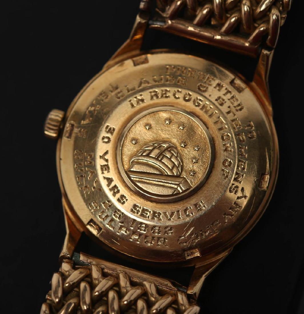 Vintage Omega Constellation Watch, 18K Gold - 5