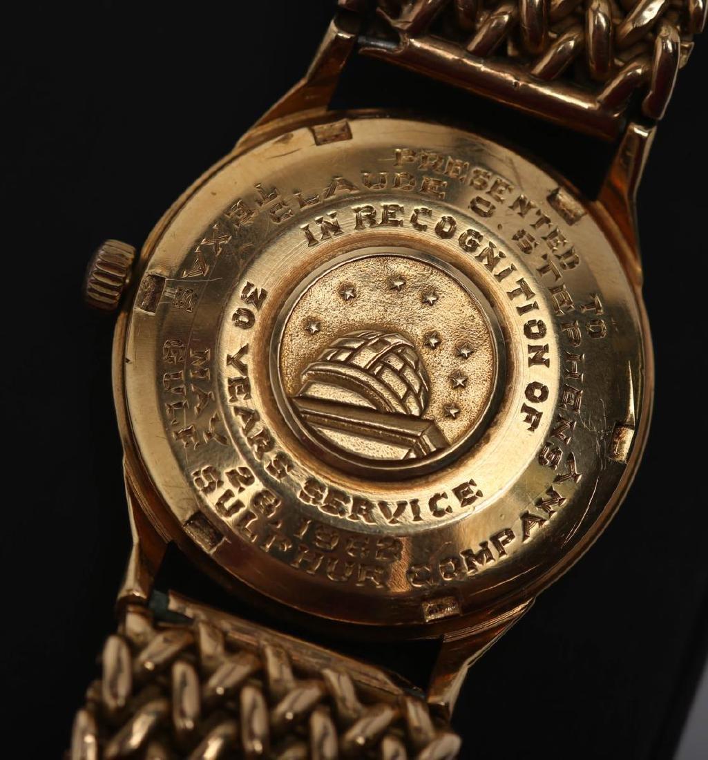 Vintage Omega Constellation Watch, 18K Gold - 6