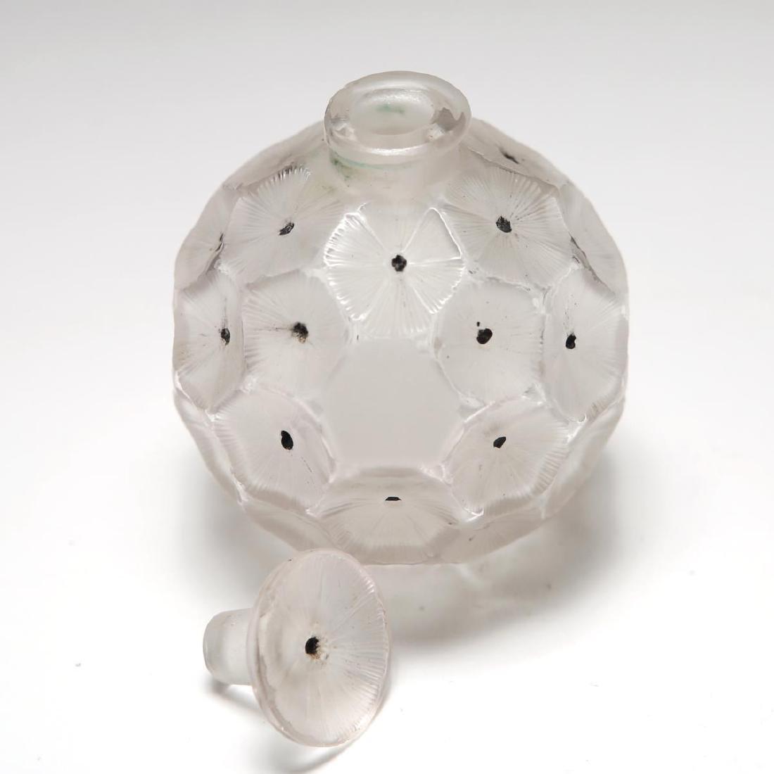 Lalique Cactus-Manner Perfume Flask Bottle - 2