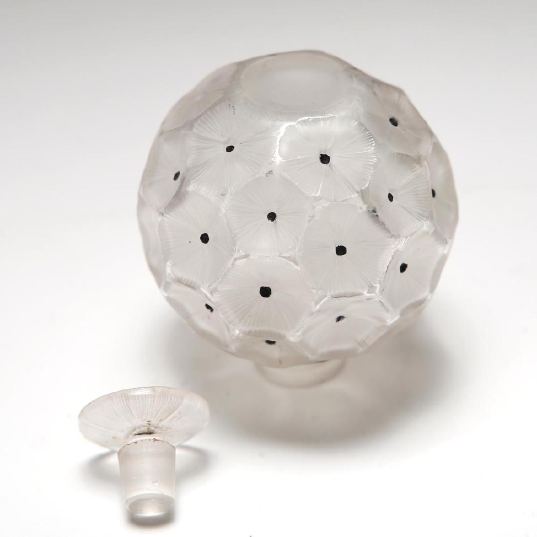Lalique Cactus-Manner Perfume Flask Bottle - 3
