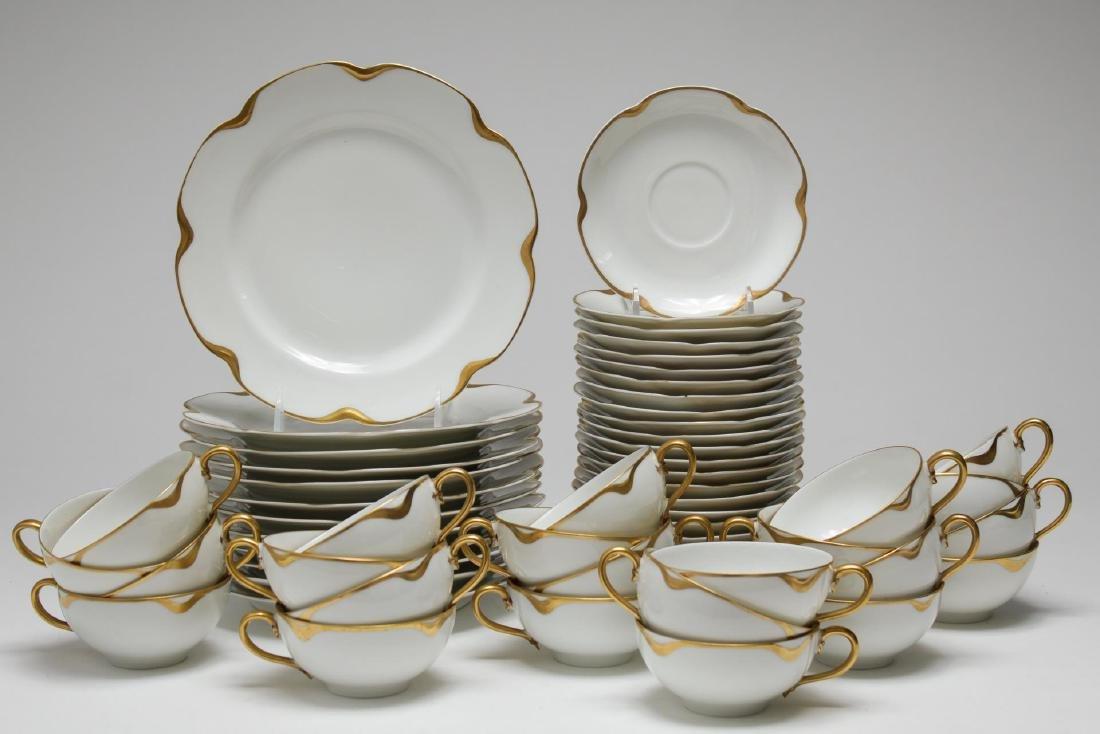 Haviland Limoges Porcelain Coffee Service-Partial