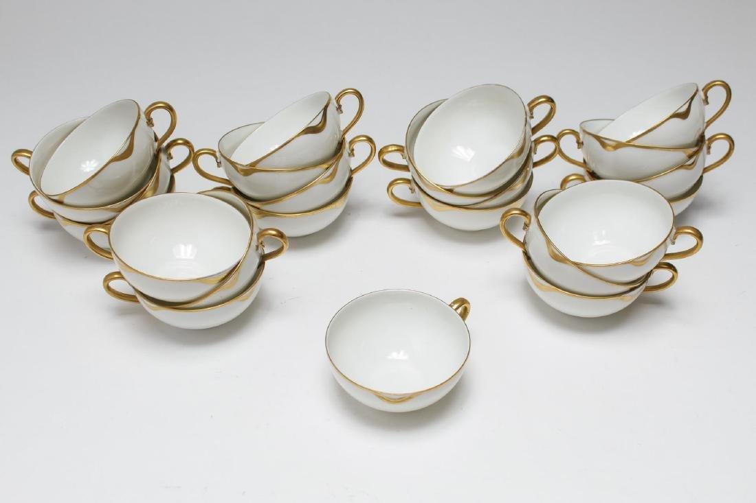 Haviland Limoges Porcelain Coffee Service-Partial - 7