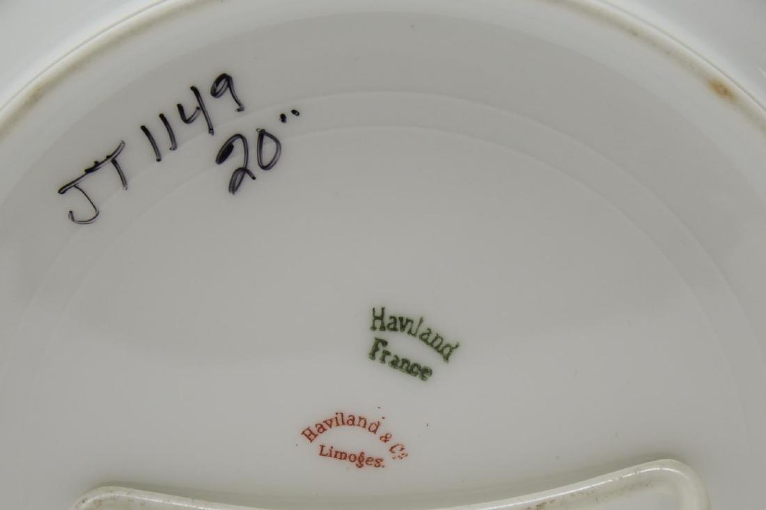 Haviland Limoges Porcelain Coffee Service-Partial - 8