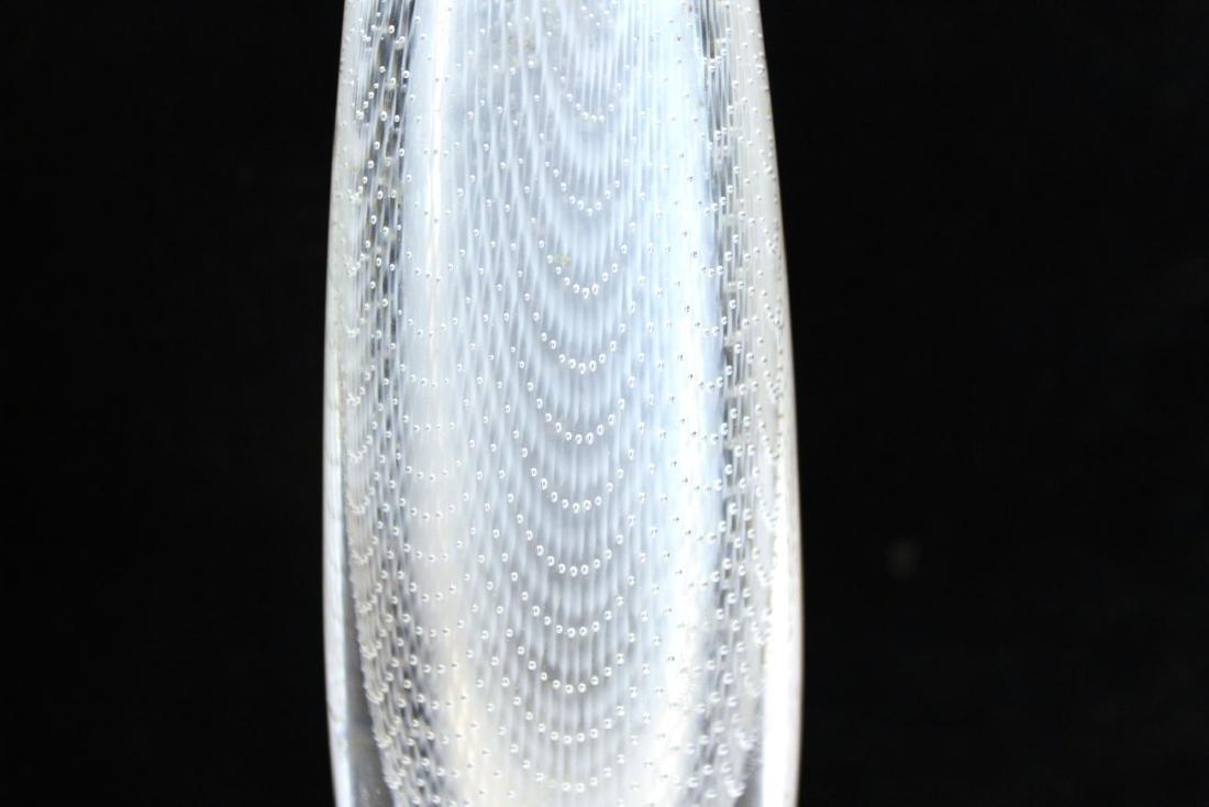 Orrefors Glass Swedish Mid-Century Kraka Vase - 7