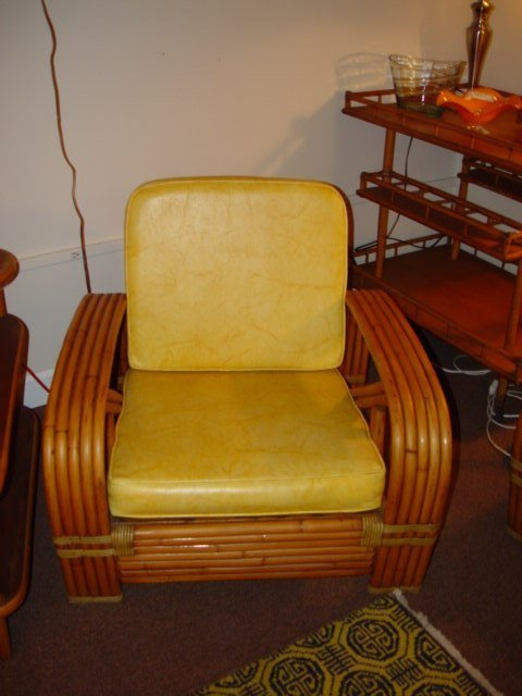 3005: A Set of Ritt Tropitan Club Chairs c1950s