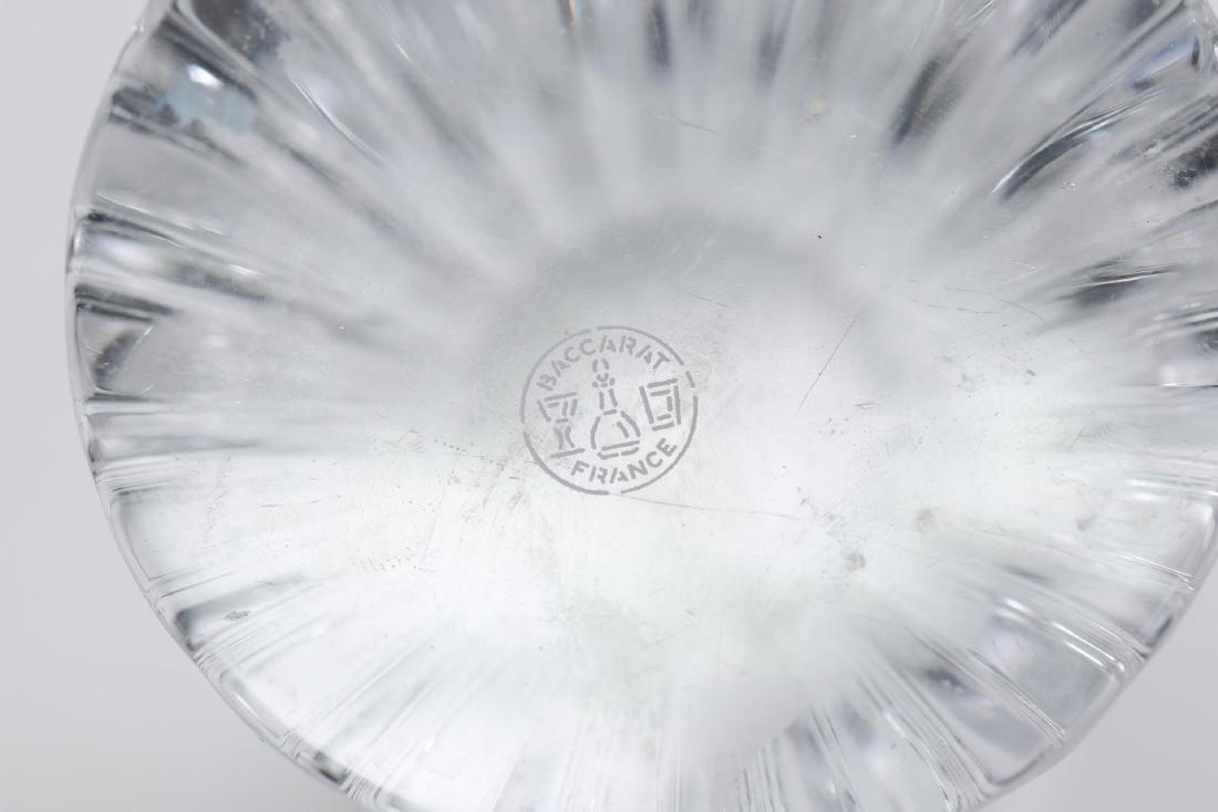 "Baccarat Crystal ""Massena"" Candlesticks, Pair - 4"