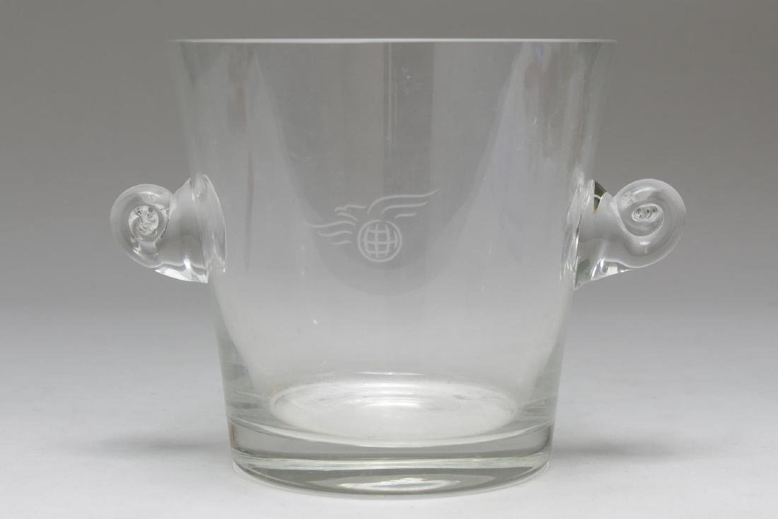 Tiffany & Co. Crystal Ice / Champagne Bucket