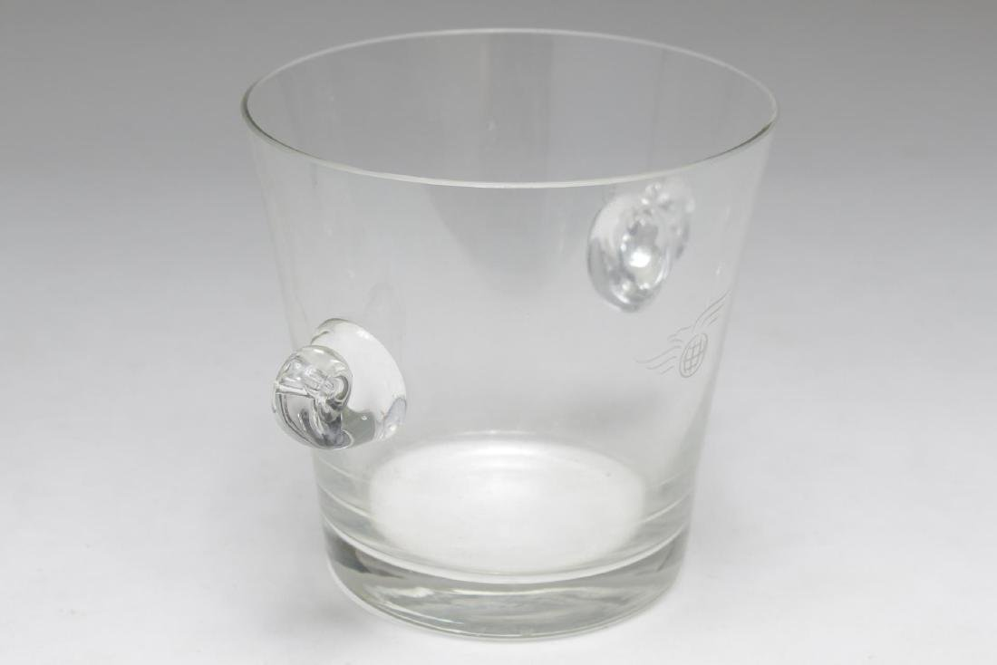 Tiffany & Co. Crystal Ice / Champagne Bucket - 2