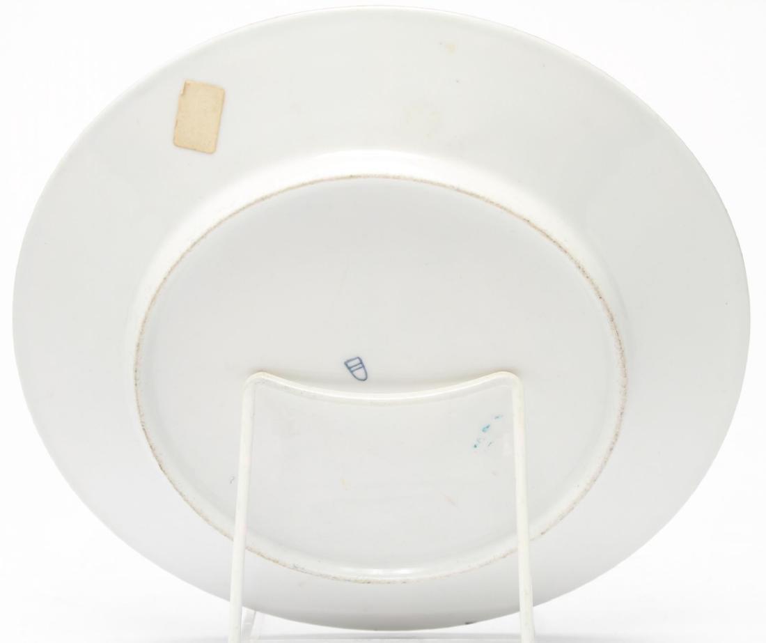 Royal Vienna-Manner Porcelain Cabinet Plate - 4