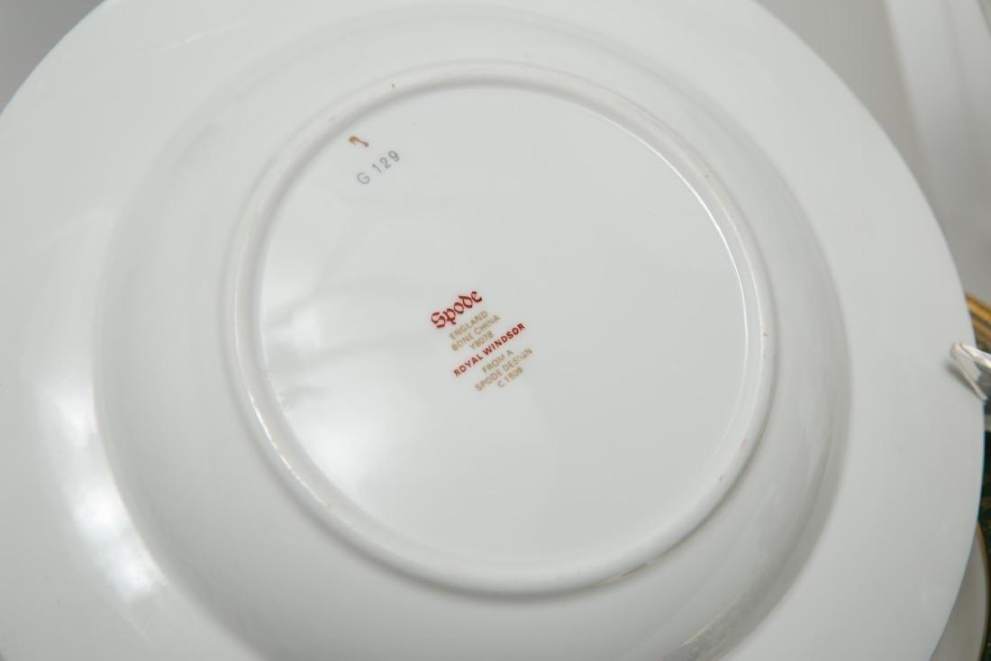 """Spode """"Royal Windsor"""" Porcelain Dinnerware, 22 - 9"""