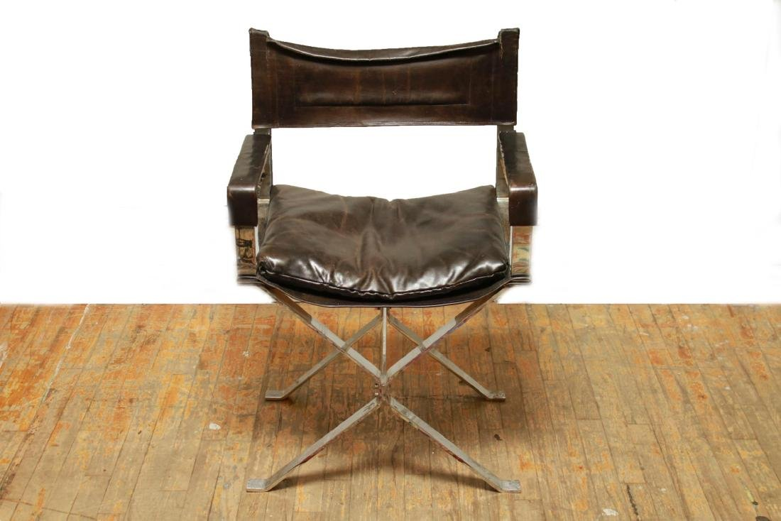 Albrizzi Italy Mid-Century Modern Director's Chair
