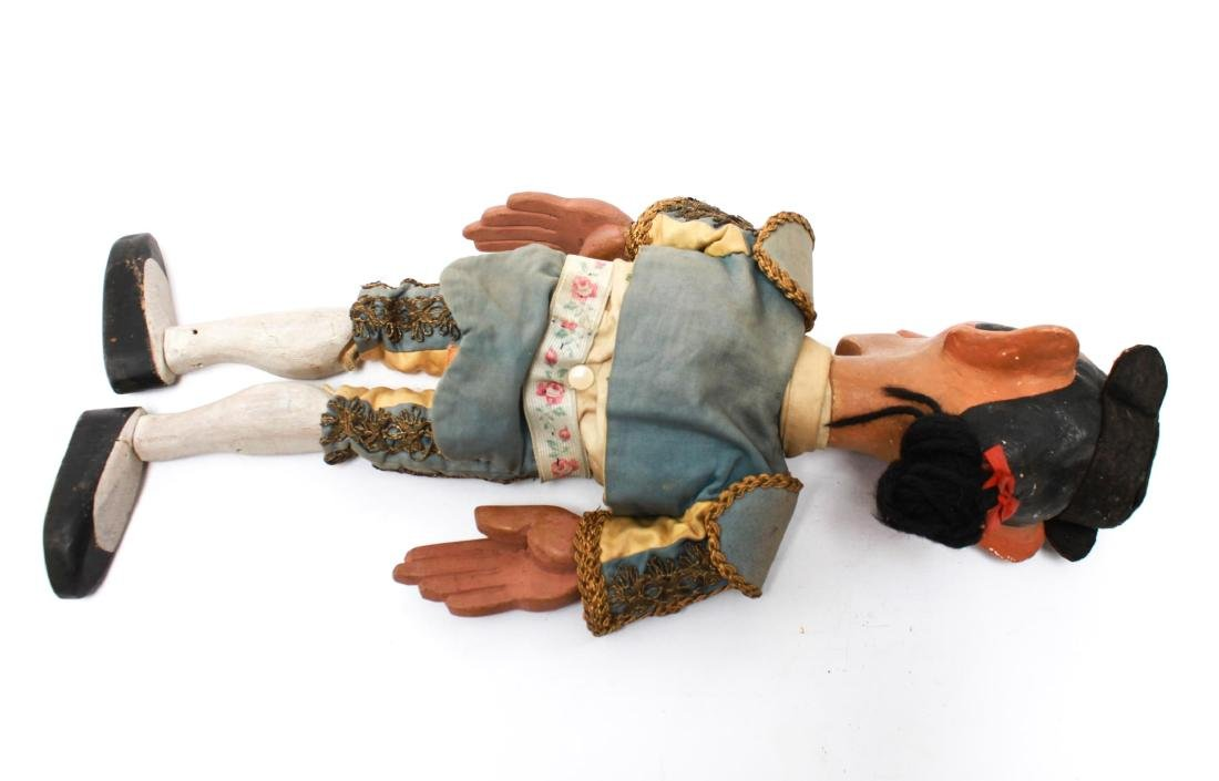 Bil Baird, Matador Puppet Marionette- Wood & Cloth - 5
