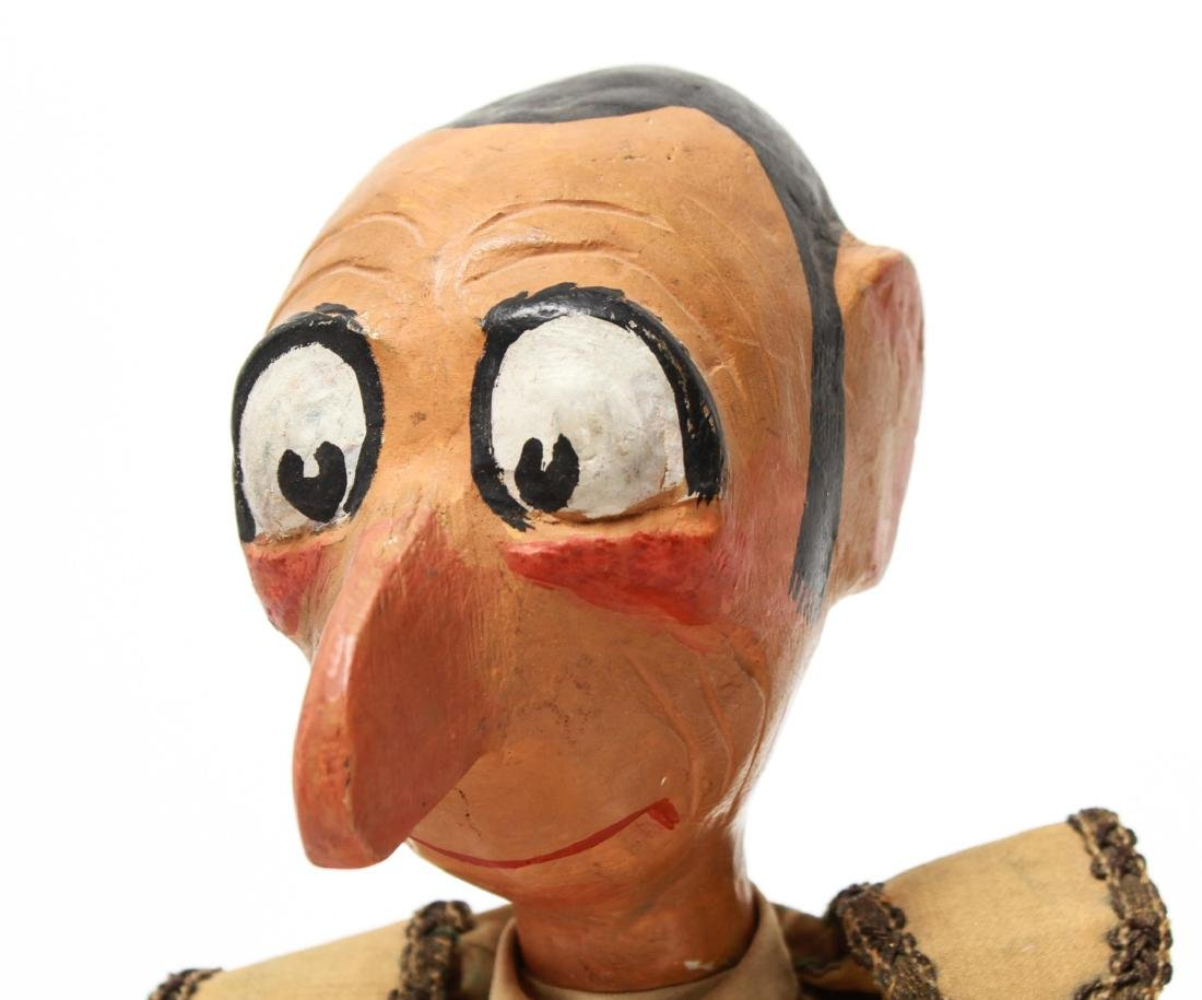 Bil Baird, Matador Puppet Marionette- Wood & Cloth - 2