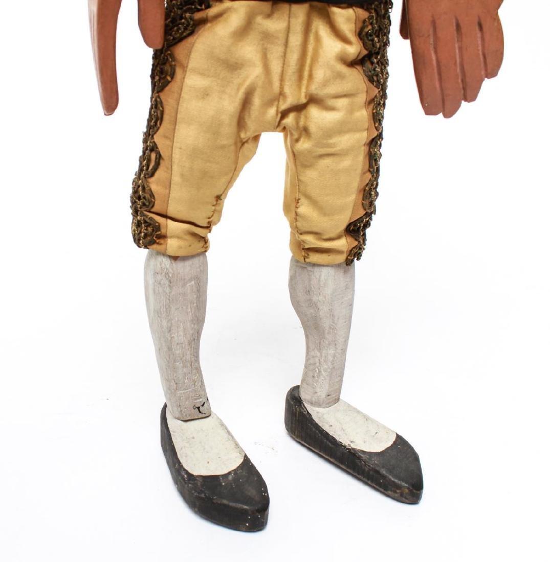 Bil Baird, Matador Puppet Marionette- Wood & Cloth - 8