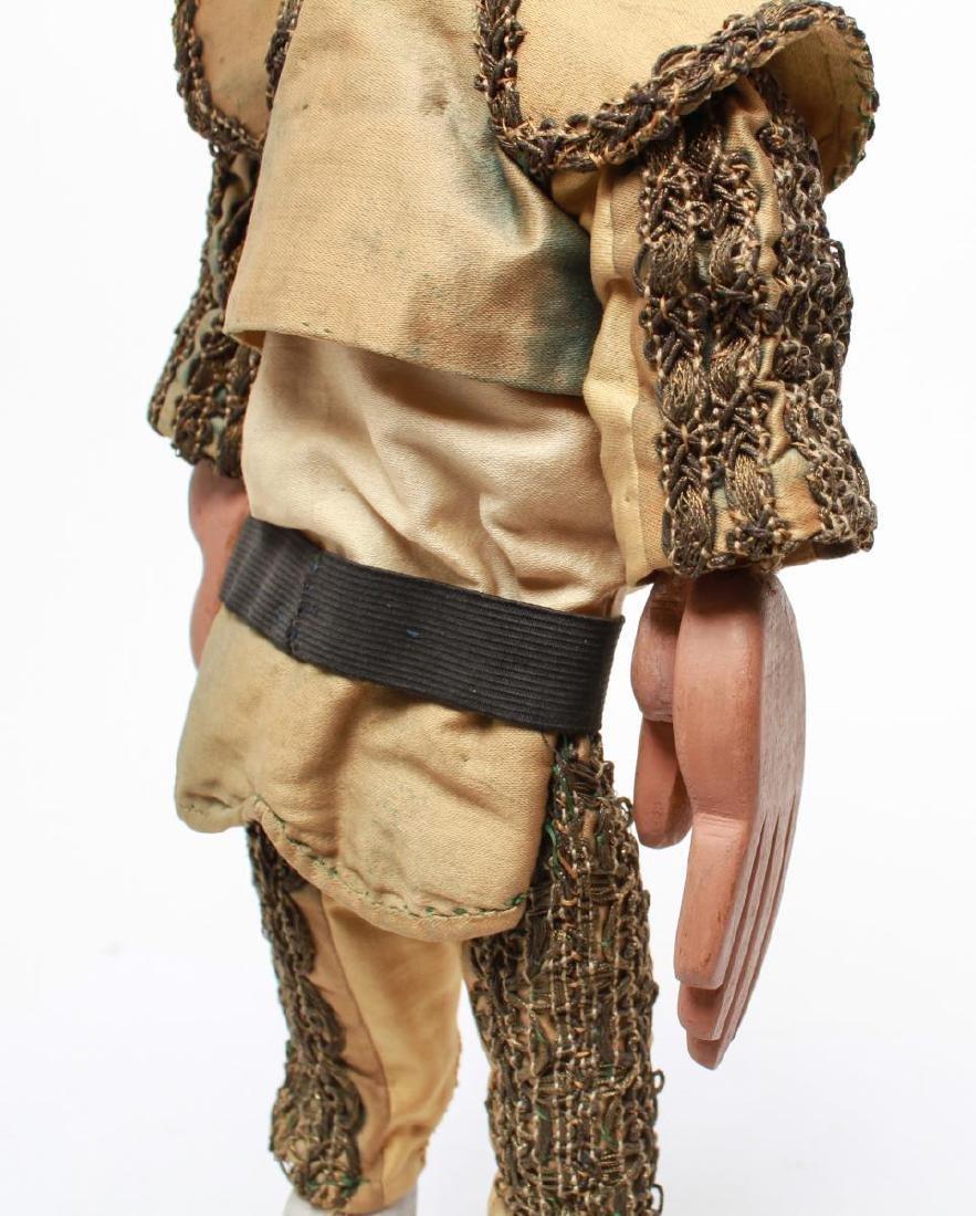 Bil Baird, Matador Puppet Marionette- Wood & Cloth - 9