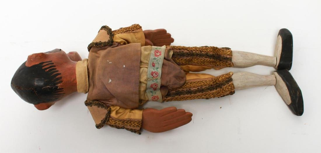 Bil Baird, Matador Puppet Marionette- Wood & Cloth - 6