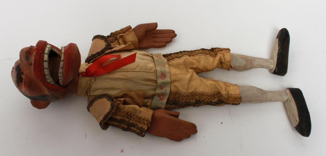 Bil Baird, Matador Puppet Marionette- Wood & Cloth - 7