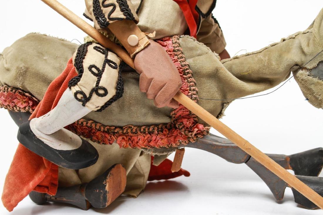 Bil Baird, Matador & Horse Puppet Marionette - 4
