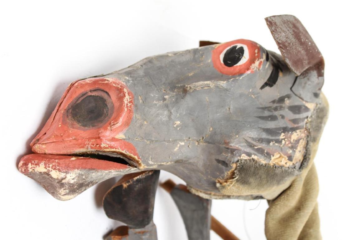 Bil Baird, Matador & Horse Puppet Marionette - 6