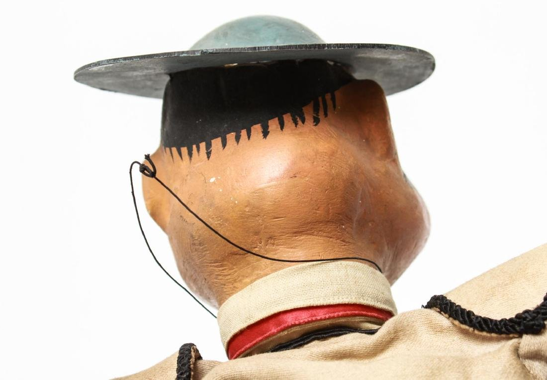 Bil Baird, Matador & Horse Puppet Marionette - 8