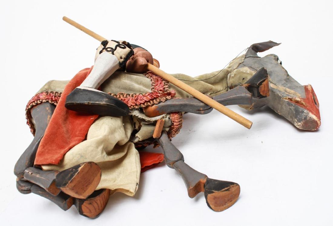 Bil Baird, Matador & Horse Puppet Marionette - 9