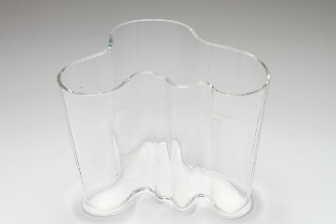 Alvar Aalto Danish Mid-Century Modern Iittala Vase