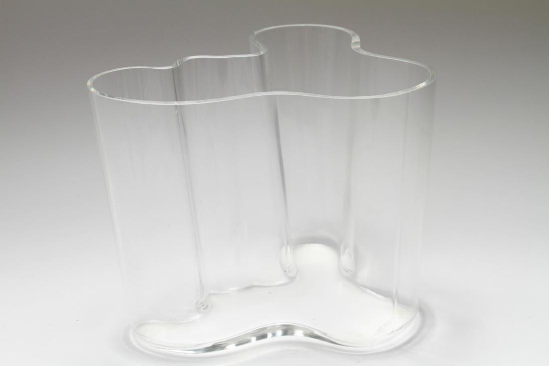 Alvar Aalto Danish Mid-Century Modern Iittala Vase - 2