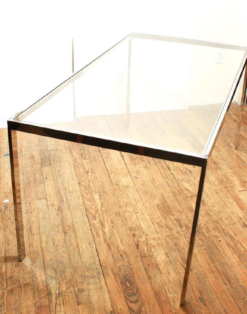 Mid-Century Milo Baumann-Manner Parsons Table - 2