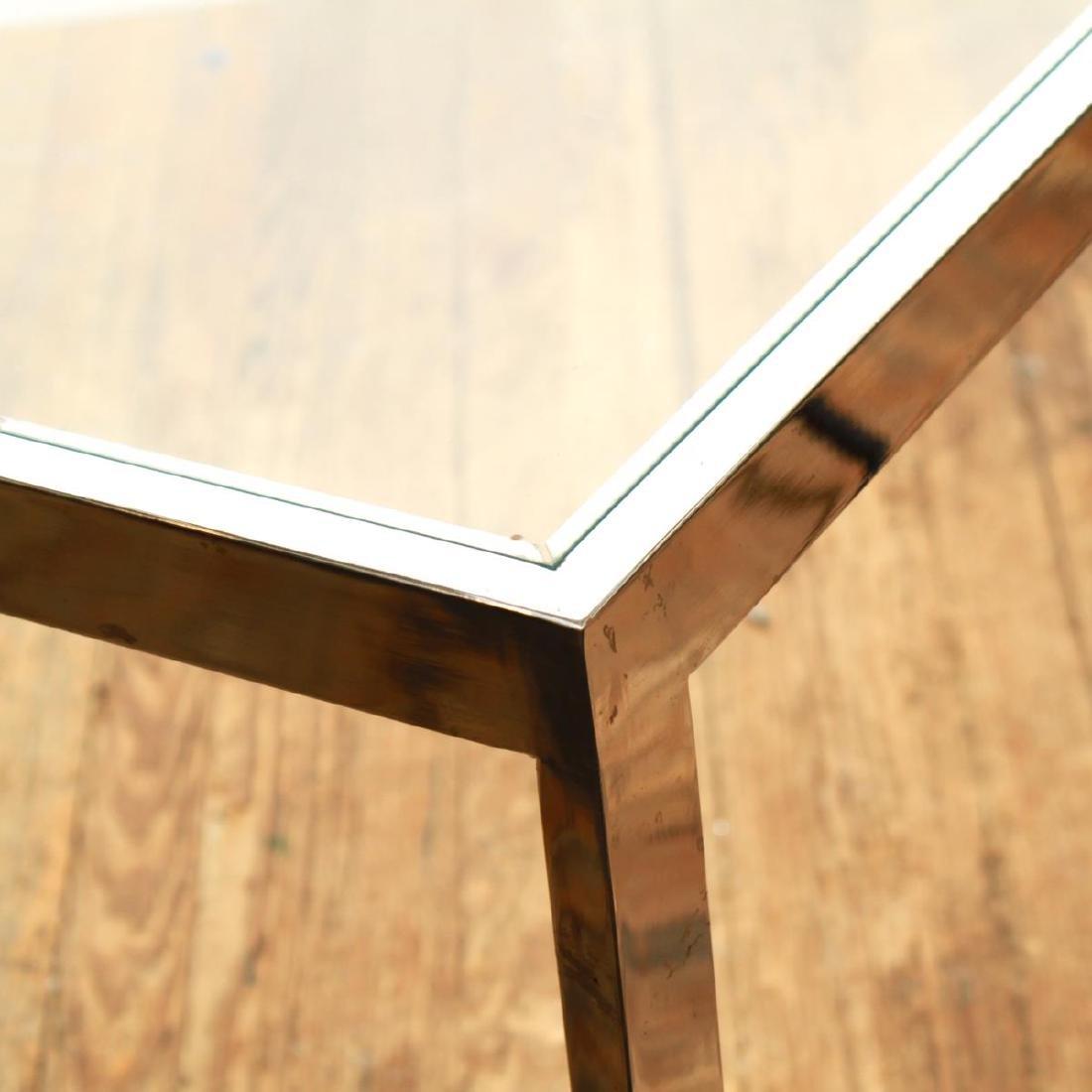 Mid-Century Milo Baumann-Manner Parsons Table - 3