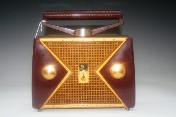 9: Emerson All-Transistor Miracle Wand Radio