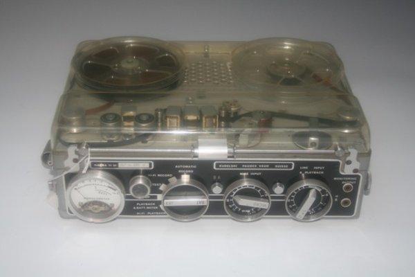 31: Modulator Nagra III Kudelski Paudex Vaus Suisse