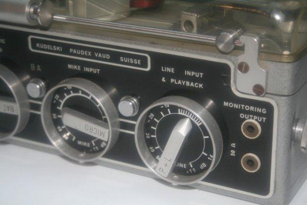 31: Modulator Nagra III Kudelski Paudex Vaus Suisse - 2