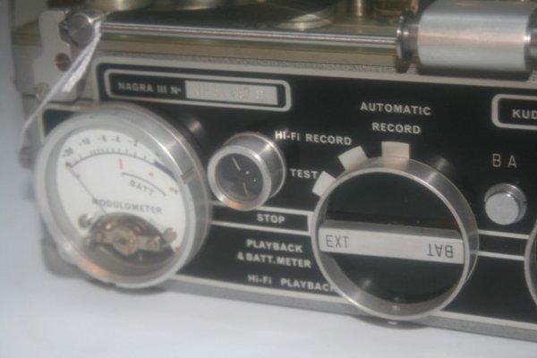 31: Modulator Nagra III Kudelski Paudex Vaus Suisse - 3