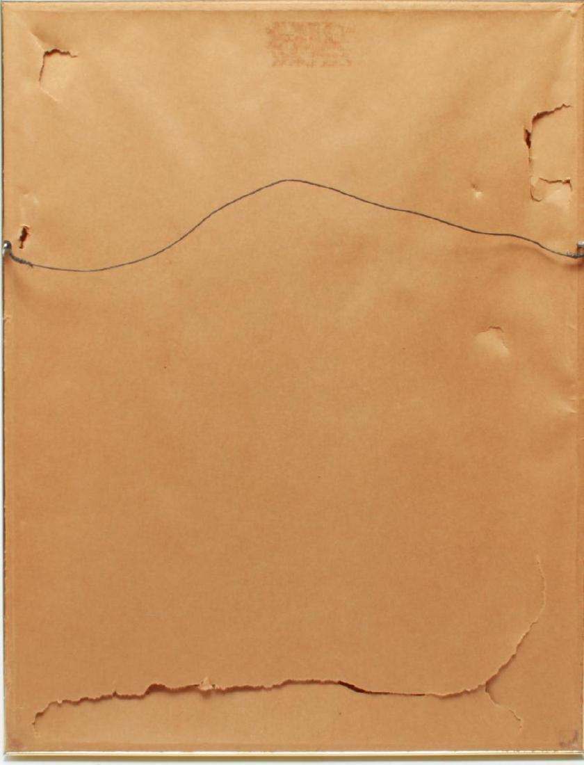 """Salvador Dali """"Rembrandt"""" Drypoint Etching - 5"""