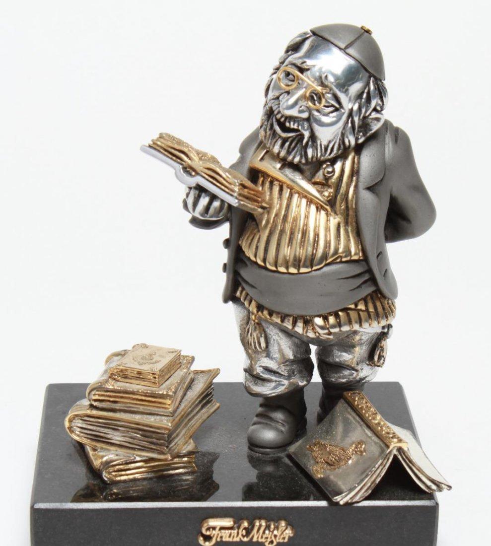 Frank Meisler Judaica-Silver & Goldplate Reb Chaim