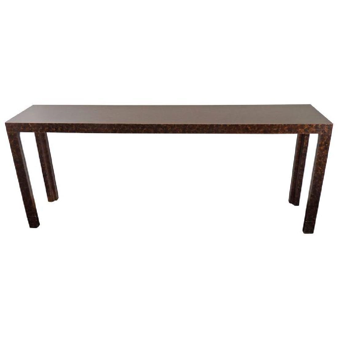 John Widdicomb Parsons Console Table, circa 1960