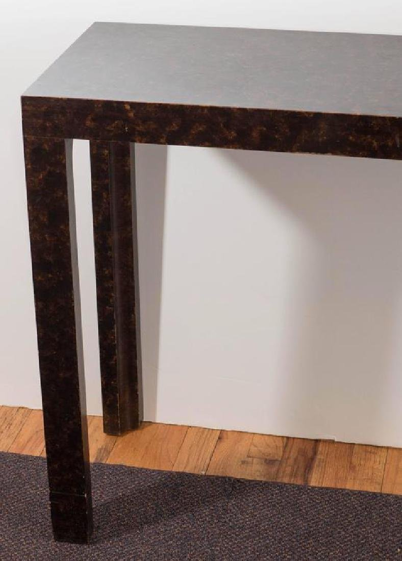 John Widdicomb Parsons Console Table, circa 1960 - 2