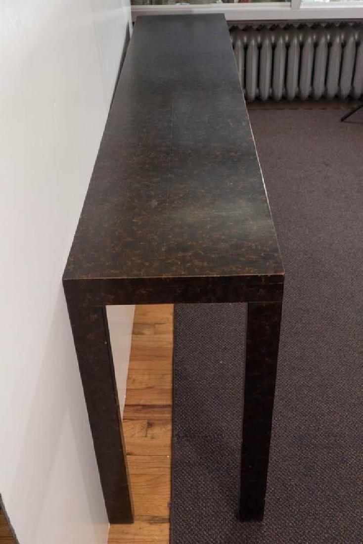 John Widdicomb Parsons Console Table, circa 1960 - 4