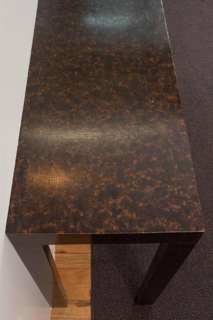 John Widdicomb Parsons Console Table, circa 1960 - 5