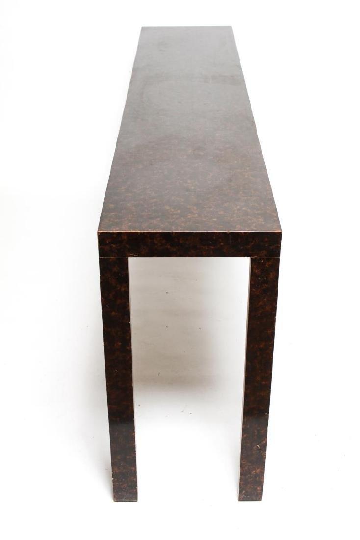 John Widdicomb Parsons Console Table, circa 1960 - 7