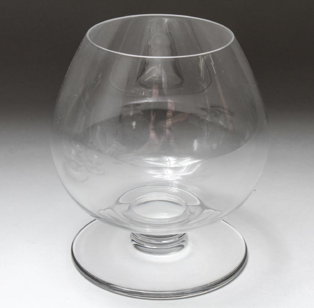 Baccarat Crystal Brandy Glasses / Snifters, 5 - 2