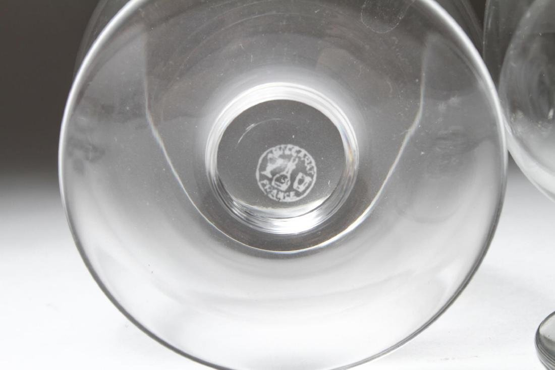 Baccarat Crystal Brandy Glasses / Snifters, 5 - 3