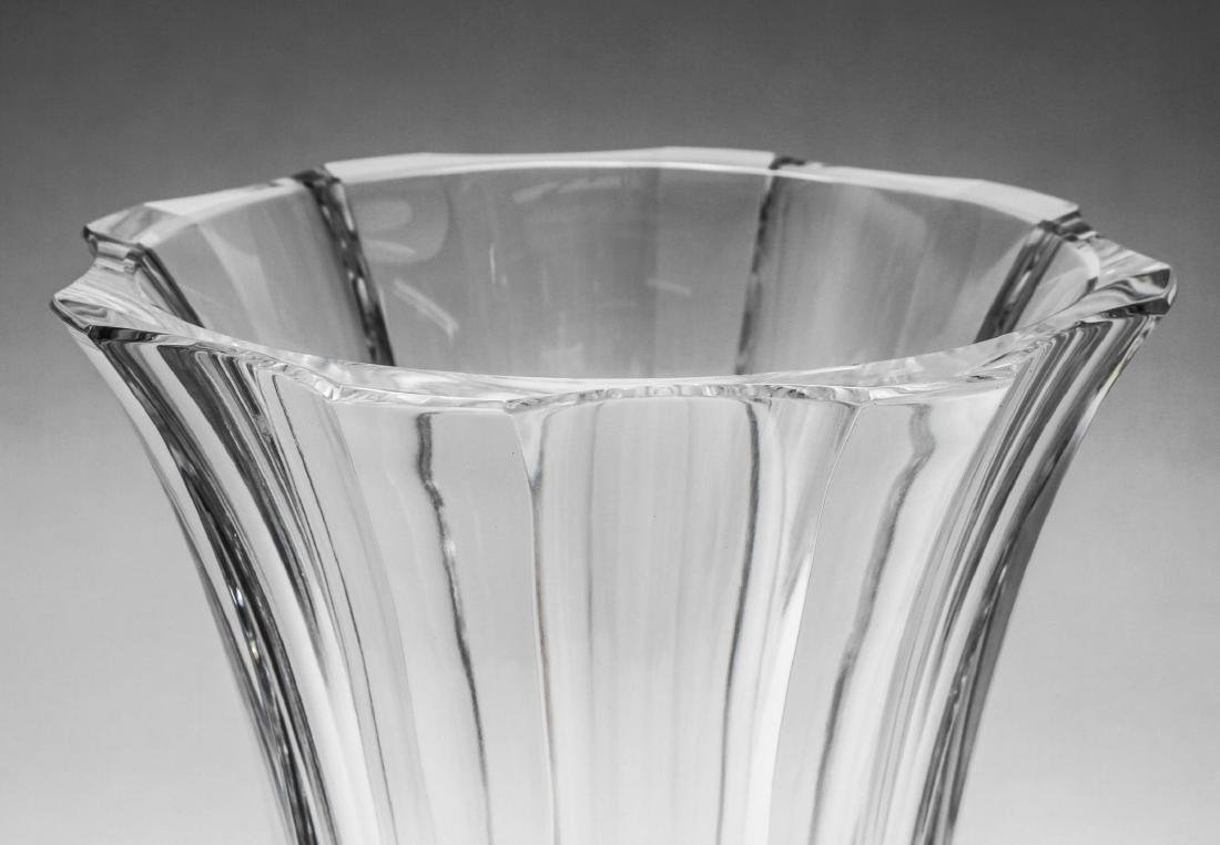 St. Louis Cristallerie French Crystal Vase - 2