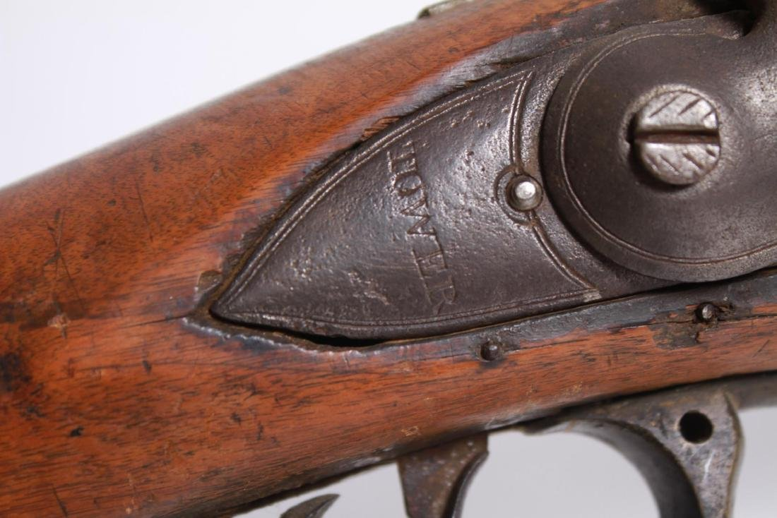 English Revolutionary War-Era Brown Bess Musket - 4