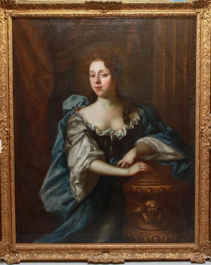 School of Sir Peter Lely, Lady Rachel Fane Oil