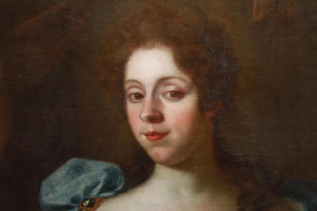 School of Sir Peter Lely, Lady Rachel Fane Oil - 2