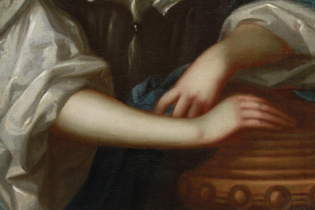 School of Sir Peter Lely, Lady Rachel Fane Oil - 3